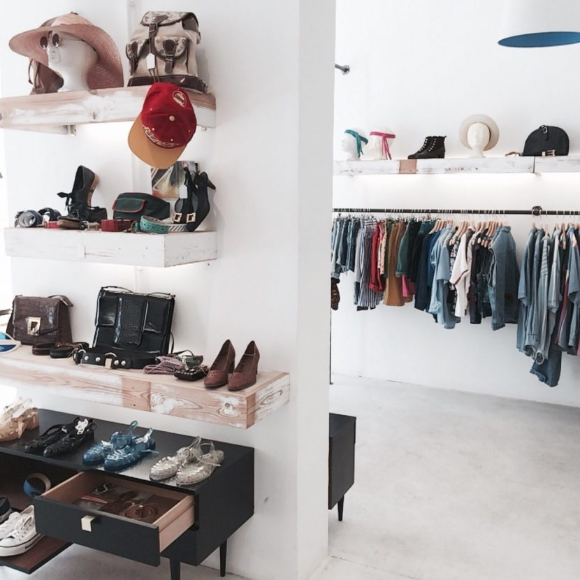 Burggasse24, Concept Stores in Wien