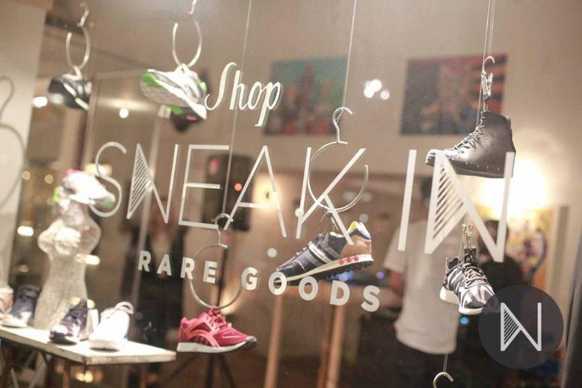 Sneak in, Concept Stores in Wien