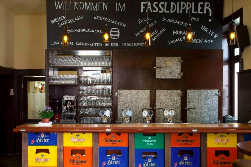 Fassldipper - ein ehemaliges Gasthaus - Foto © Fassldipper
