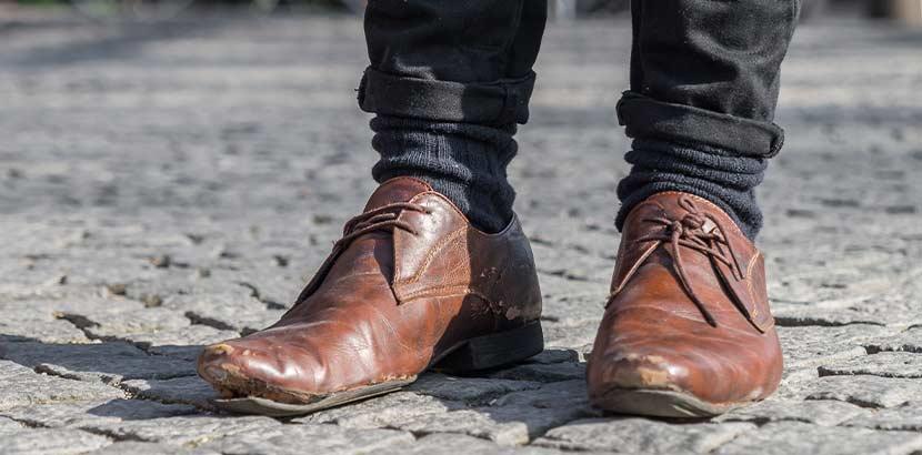 Schuhe reparieren: So rettest du deine Lieblingsschuhe