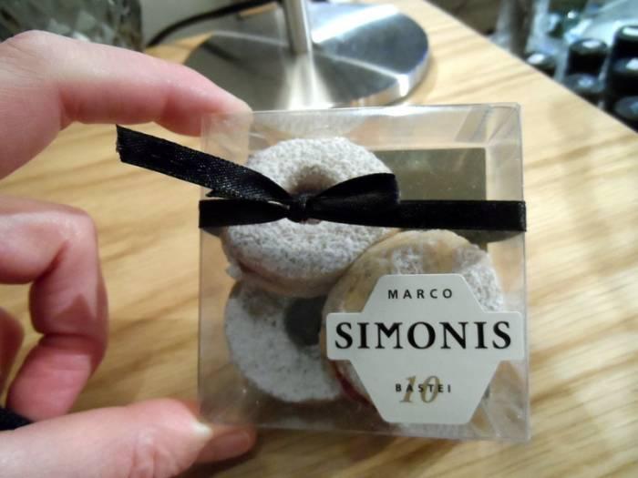 Klein, aber köstlich: Weihnachtskekse aus dem Feinkostladen, Foto (c) Claudia Busser