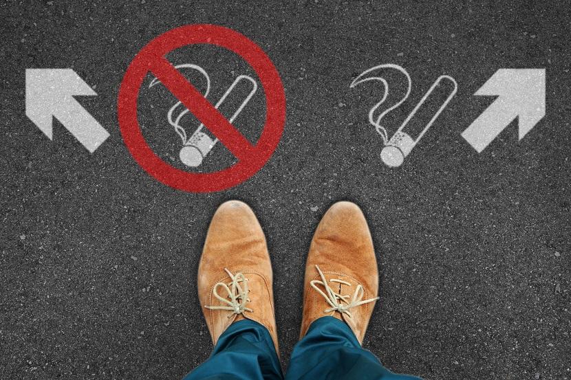 Hilfe bei Entzugserscheinungen - Jetzt rauchfrei werden