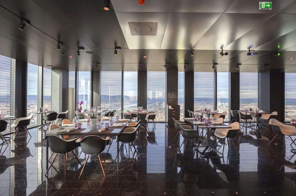 26 Restaurants Mit Aussicht In Wien Herold At