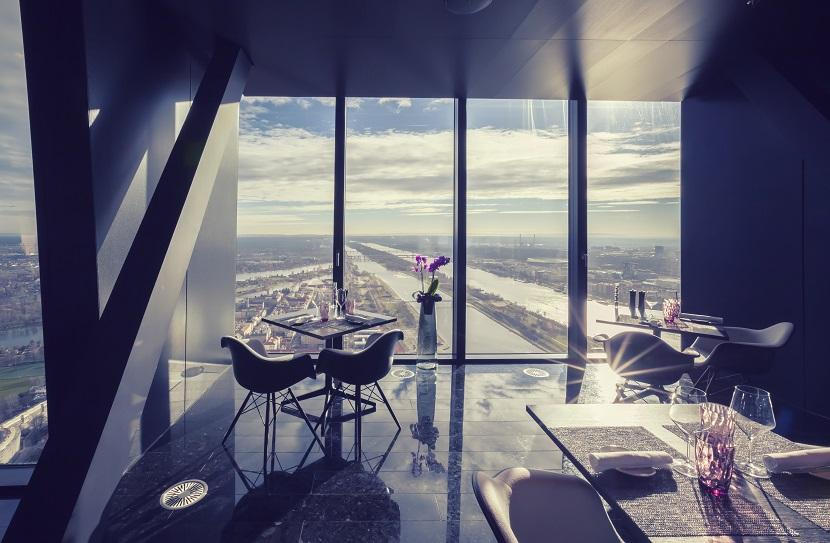 Restaurants mit Aussicht in Wien