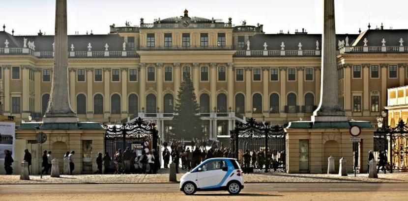 Carsharing in Österreich