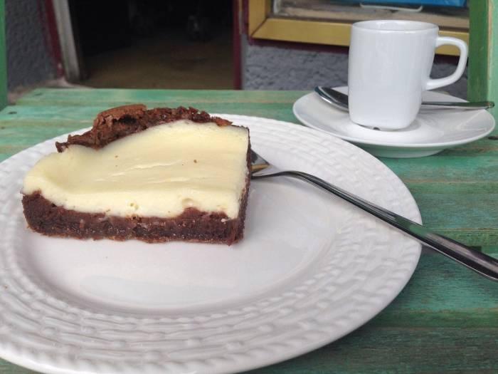 Cheesecake in Wien