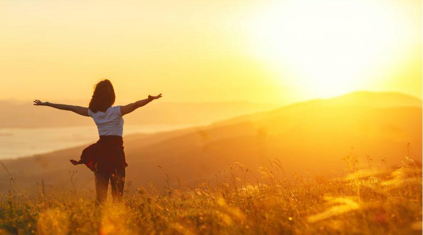 Vitamin D Mangel vorbeugen durch Sonnenbad