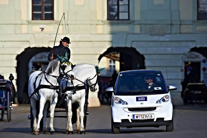 Carsharing in Wien