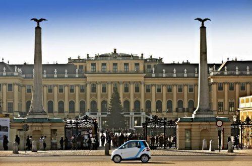 Car2Go in Wien, Carsharing in Österreich
