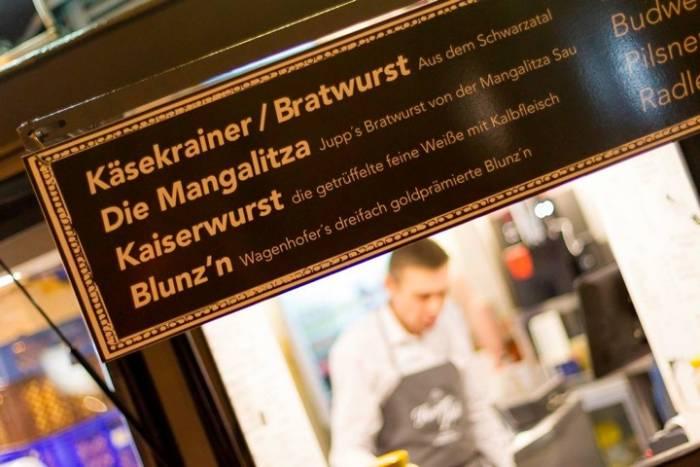 Foto © Kaiserzeit Wiener Würstelstand, Imbiss in Wien