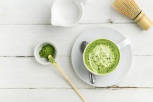 Matcha Tee Wien