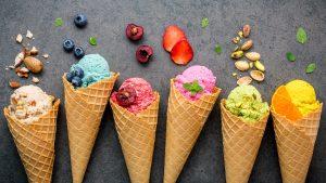 veganes Eis Wien, vegane Eissorten
