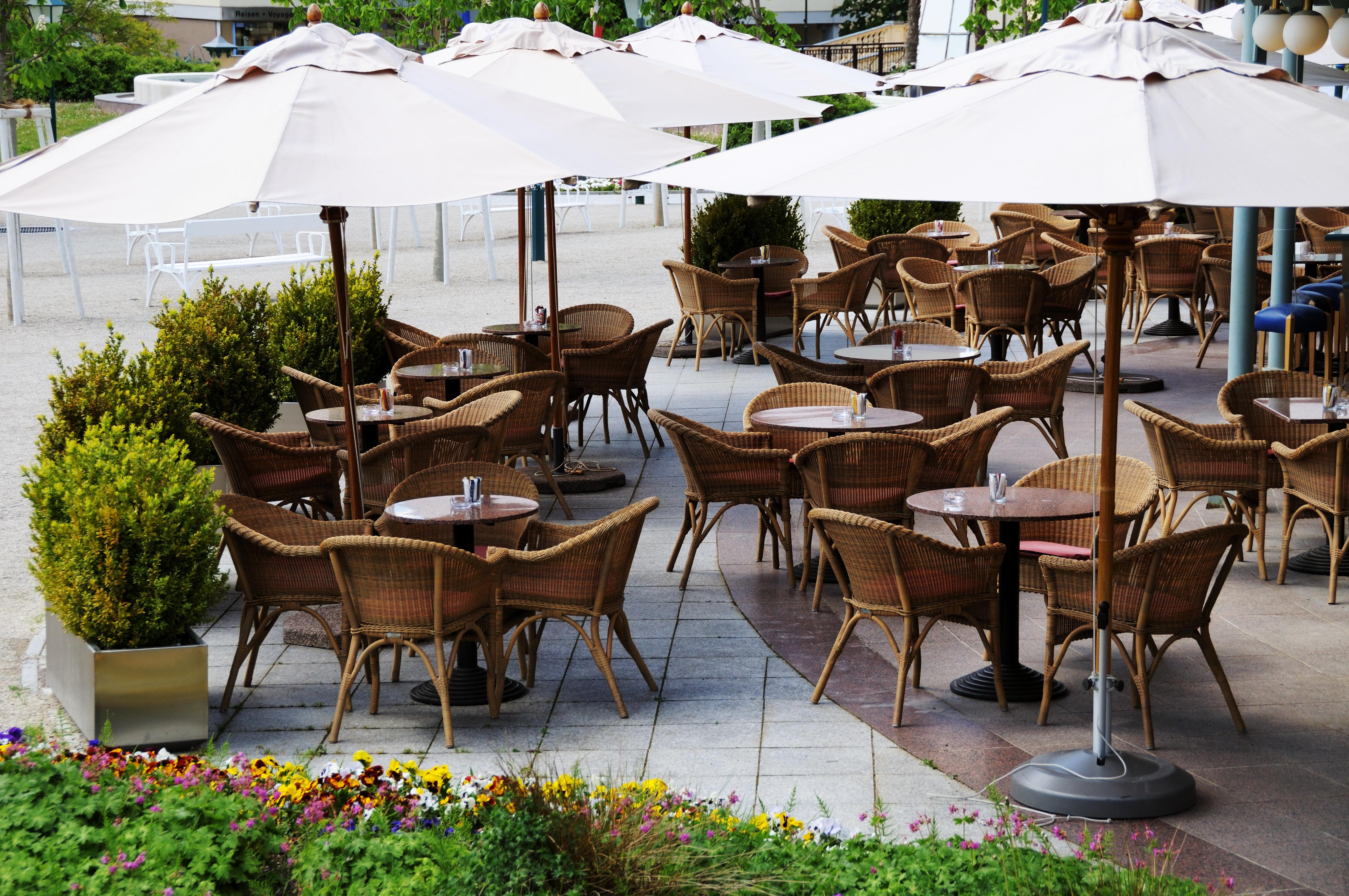 Schanigarten Wien