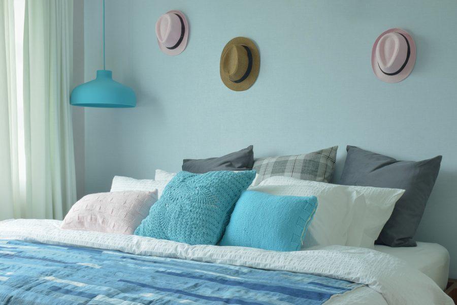 Wandfarbe Schlafzimmer Braune Möbel: Interior design tine wi er ...