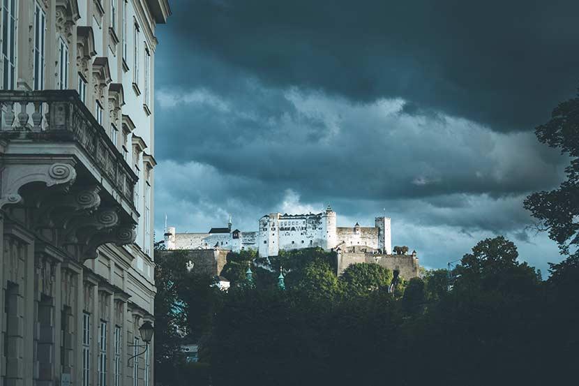 Schlechtwetterprogramm Salzburg
