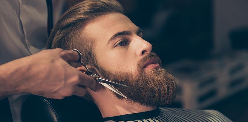 Rasieren bart drei tage konturen Bart rasieren
