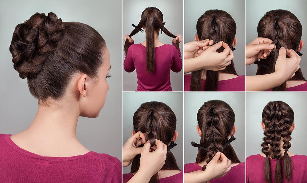 Einfache Dutt Frisuren Selber Machen Mit Anleitung Heroldat