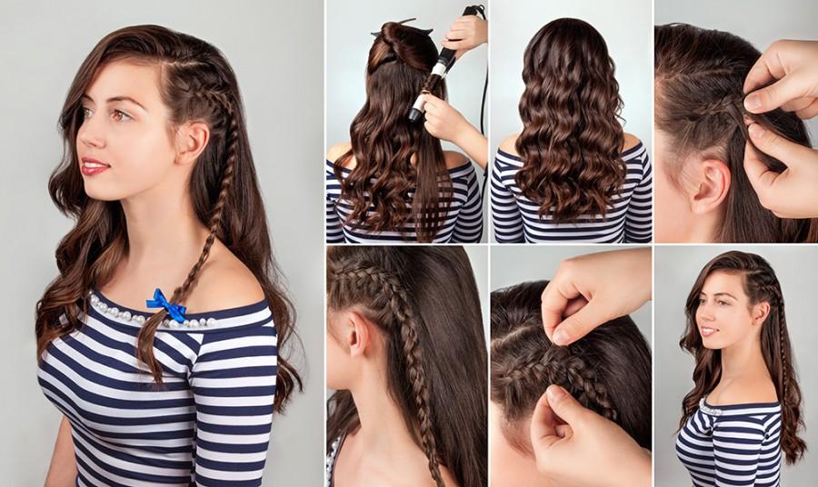 Festliche Frisuren Fur Besondere Anlasse Und Langes Haar Herold At