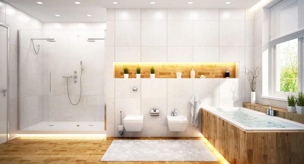 Moderne Badezimmer 2019 | Trends, Ideen & Beispielbilder - HEROLD