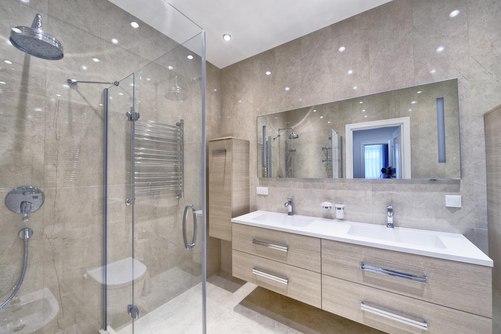 Moderne Badezimmer | Trends, Ideen & Beispielbilder - HEROLD.at