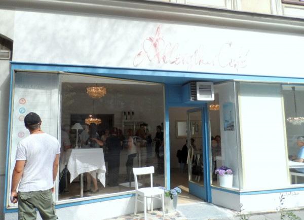 Das Allergiker Cafe, glutenfrei und süß, Foto (c) Claudia Busser - HEROLD.at