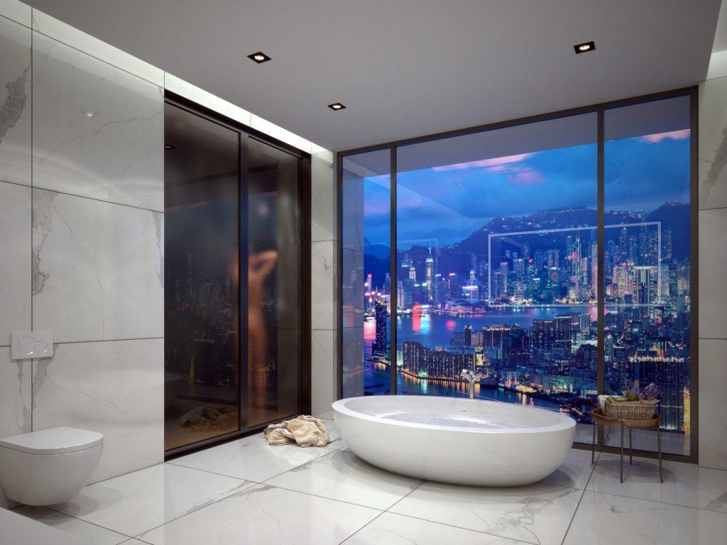 Moderne Badezimmer Ideen