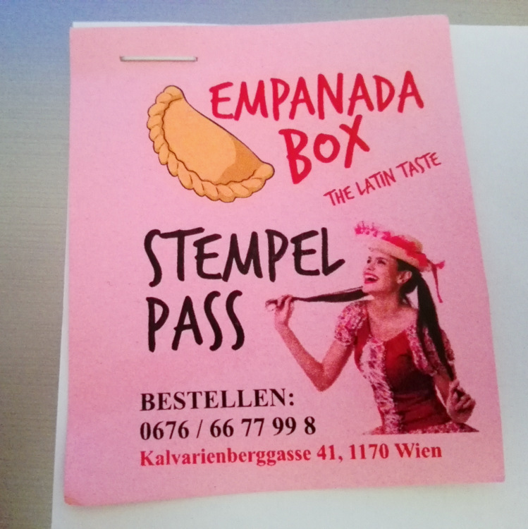 glutenfrei essen, Empanada Box - HEROLD.at