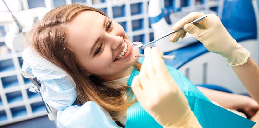 Laser Zahnbehandlung beim Zahnarzt