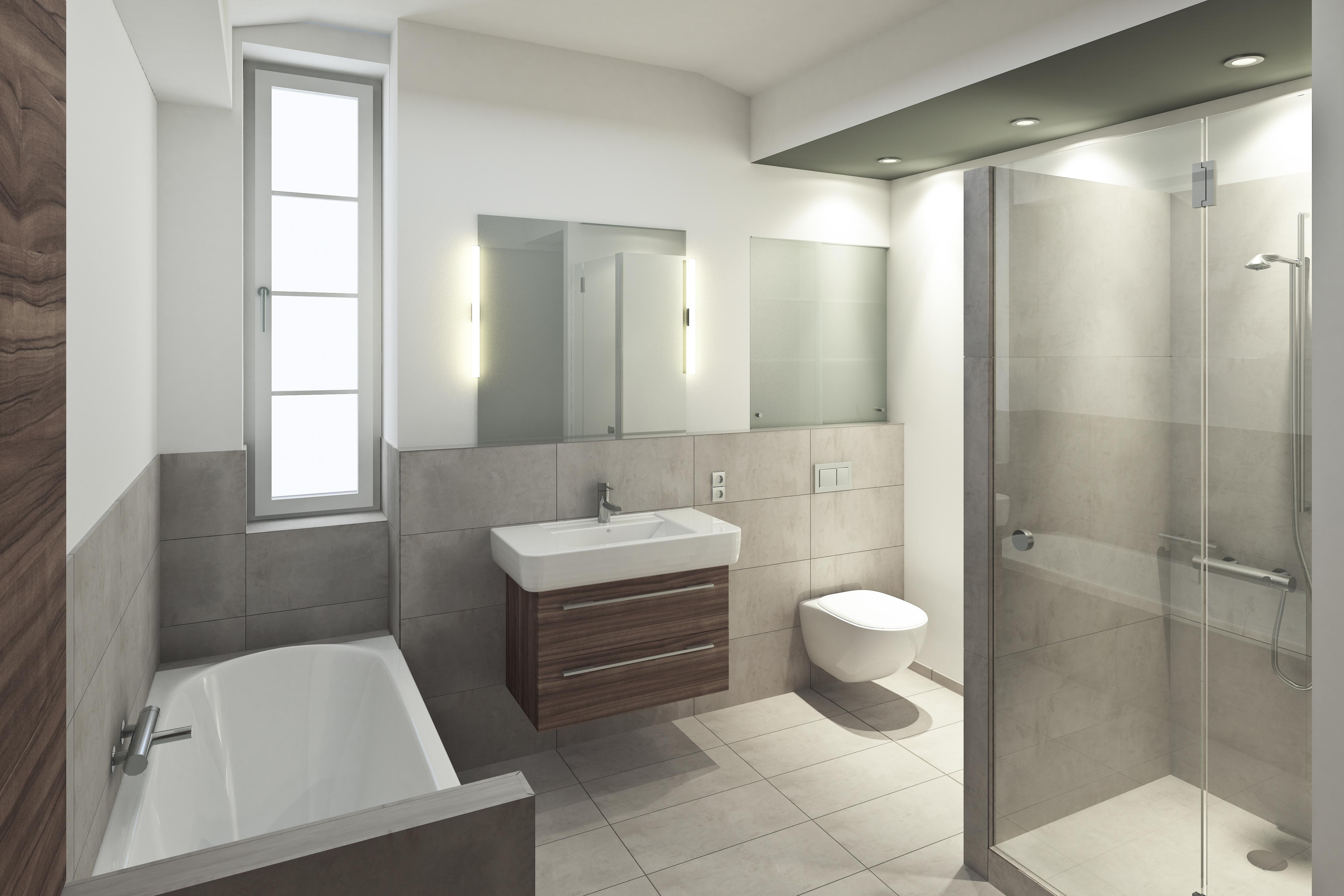 Moderne Badezimmer | Trends & inspirierende Beispielbilder - HEROLD.at