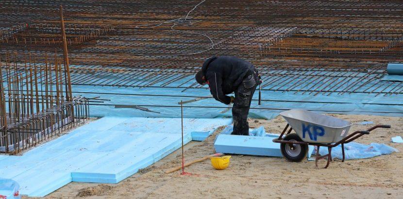 Dämmung Bodenplatte isolieren