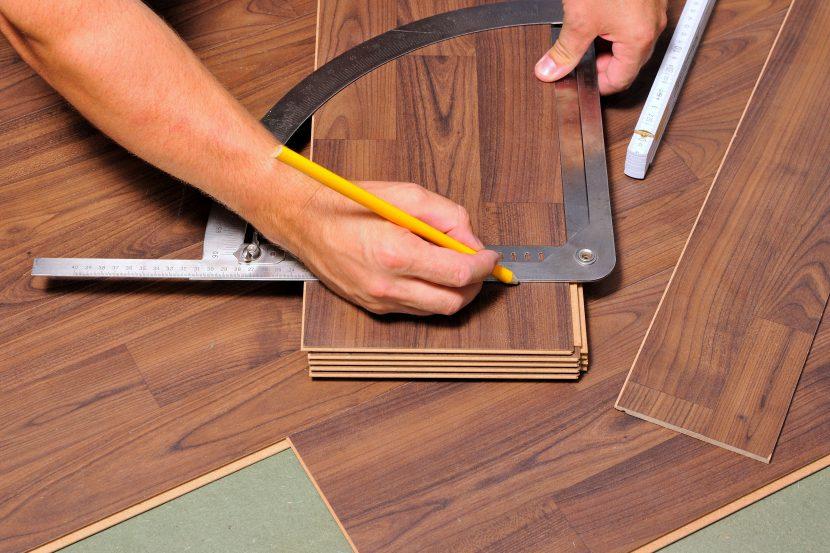 laminat verlegen muss gelernt sein die kosten variieren. Black Bedroom Furniture Sets. Home Design Ideas