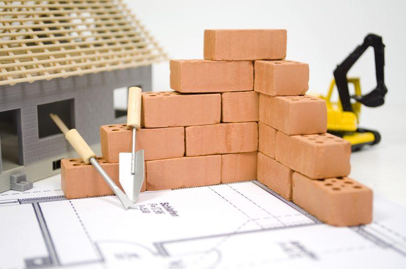 ziegel als baustein f r den hausbau. Black Bedroom Furniture Sets. Home Design Ideas