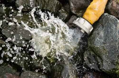 Grundwasser abpumpen lohnt sich