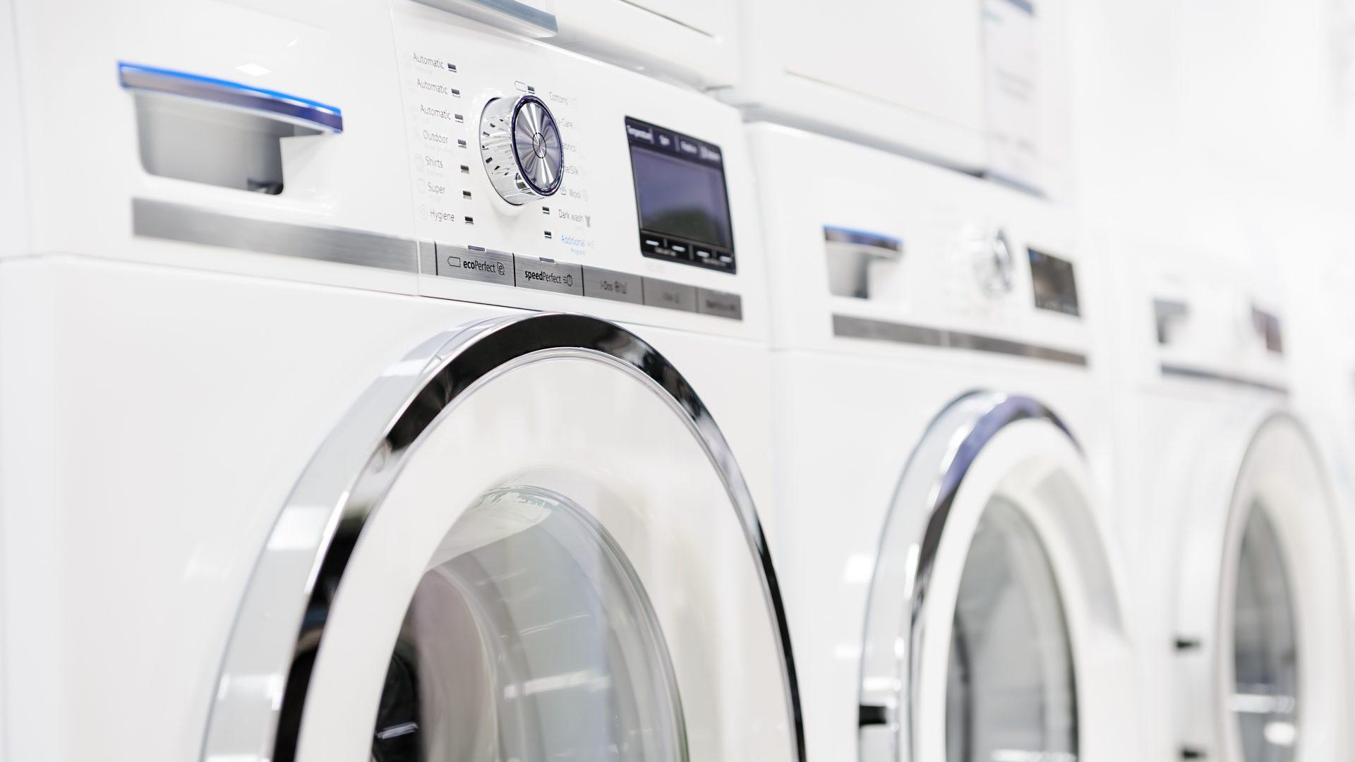 Waschmaschine mit Vorbügelfunktion