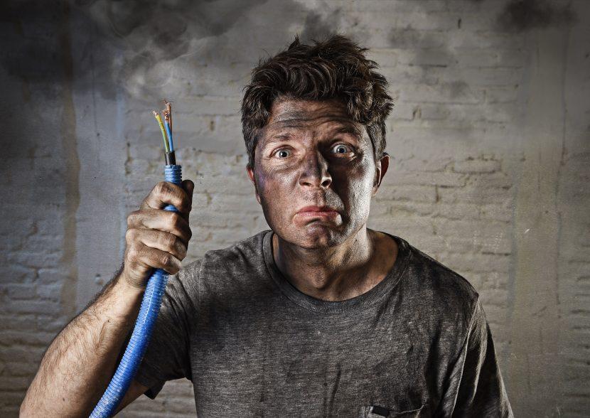 Elektroinstallation Tipps Und Wichtige Warnhinweise Herold At