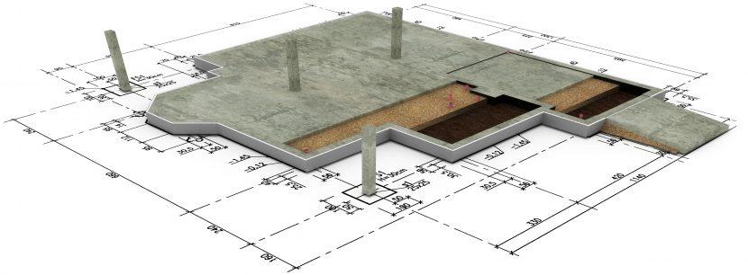 fundament stabilisieren immobilie sch tzen. Black Bedroom Furniture Sets. Home Design Ideas