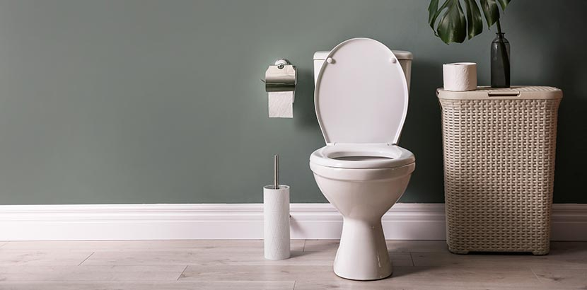 Gäste WC Größe