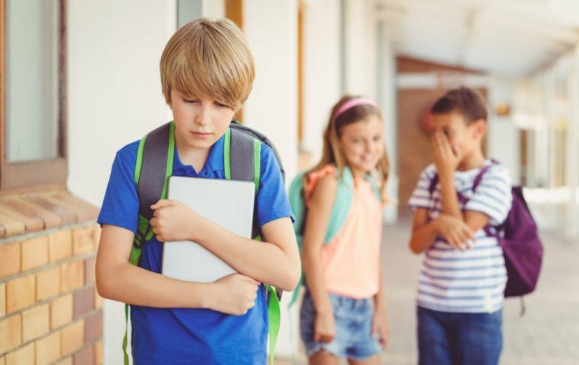 Schulangst aufgrund von Mobbing ist weit verbreitet