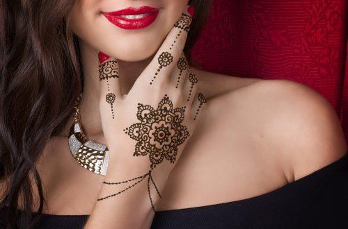 Henna Tattoo Wien