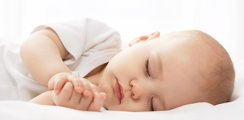 baby schreit vor jedem einschlafen