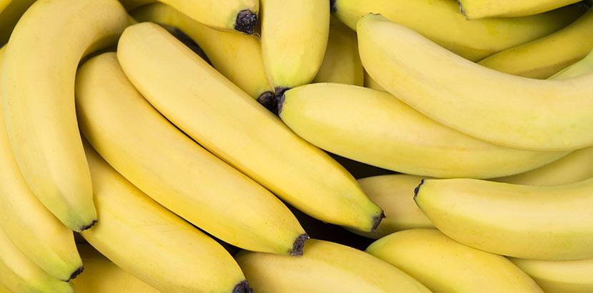 Bananen als Superfood
