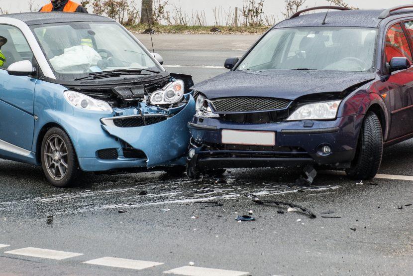 Autounfall Maßnahmen