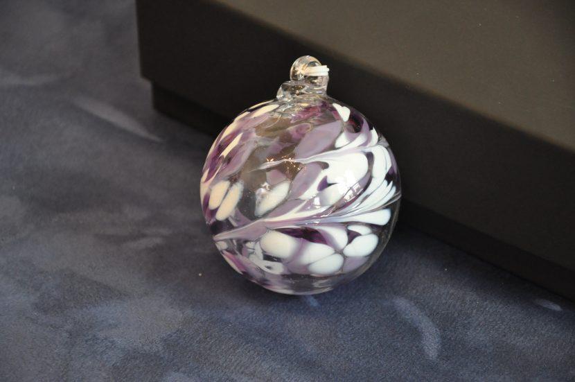 Christbaumschmuck aus Glas