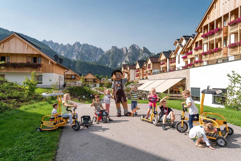 Kinderhotel Österreich