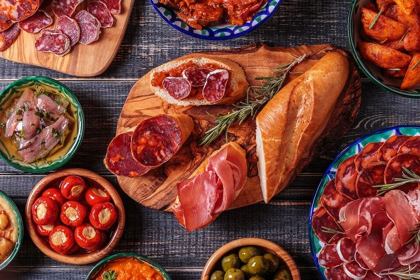 spanische Restaurants