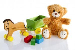 Spielzeug für Kinder zwischen 3 und 6 Jahren
