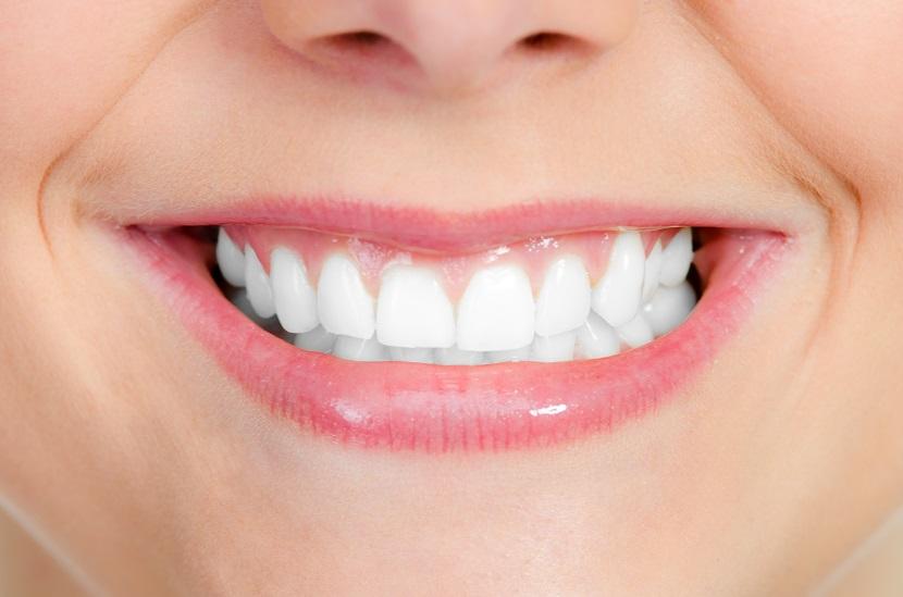 Zahnschmelz aufbauen