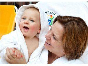 Babyhotel und Kinderhotel lassen auch Eltern Kraft und Energie tanken