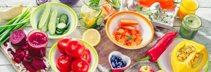 Detox Food: Gesunde Ernährung für Körper und Geist.