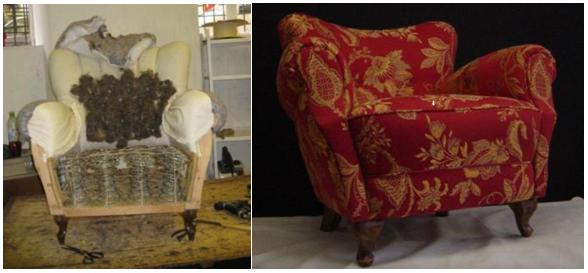 m bel tapezieren was es kostet und was zu beachten ist. Black Bedroom Furniture Sets. Home Design Ideas